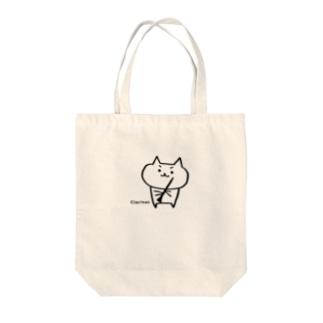ねこ太 Tote bags