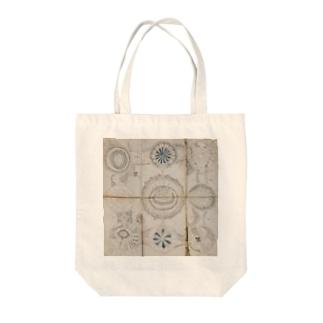 Voynich Manuscript  Tote bags