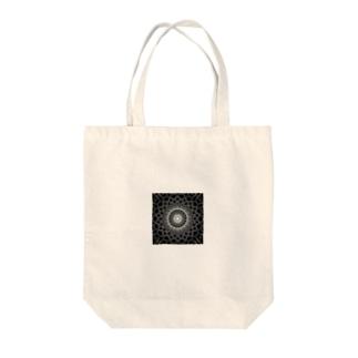 幾何学模様 series Tote bags
