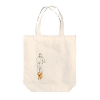 そらダッシュ Tote bags
