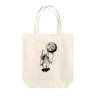 宇宙のイギー Tote bags