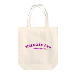 MELROSE Ave LOSANGELS  Tote bags