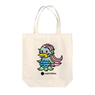 【CAFE Kiitos × AMABIE】シリーズ Tote bags