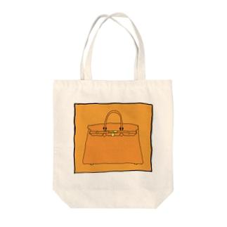 バーキン Tote bags
