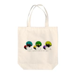 小骨 Tote bags