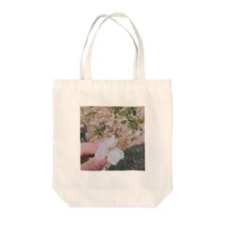 Fall in  Tote bags