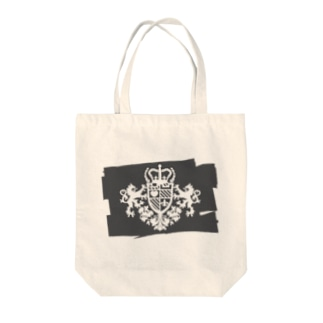 LION_HEART Tote bags