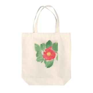 椿 Tote bags