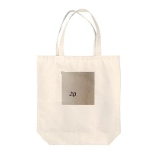 no.20 Tote bags