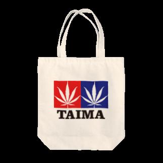 おめめ商店のTAIMA Tote bags