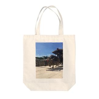 水牛さん♡ Tote bags