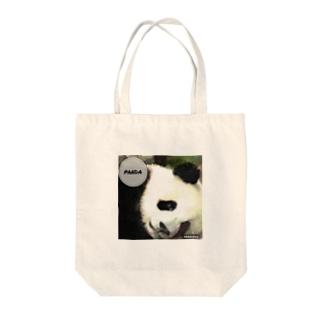 PANDA Tote bags