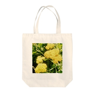 ヘリクリサム Tote bags