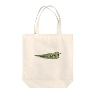 シダ植物 Tote bags