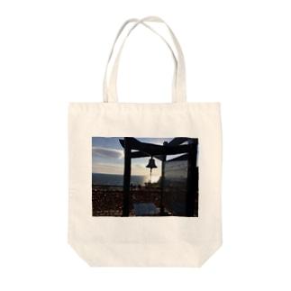 探し出して行きなさい Tote bags