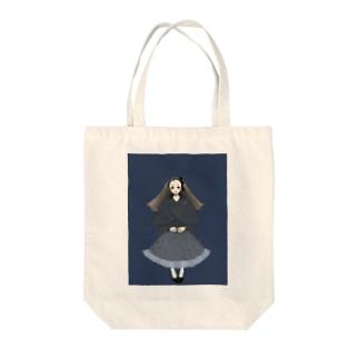 烏ちゃん Tote bags