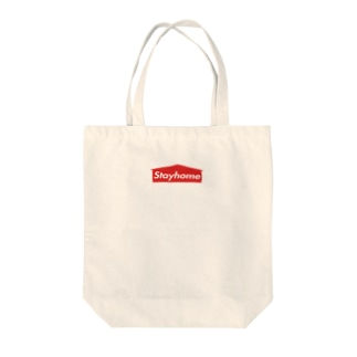 Stayhome  ~コロナに負けるな~ Tote bags