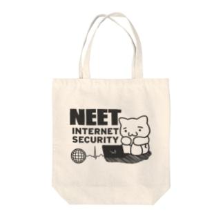 INTERNET_SECURITY トートバッグ