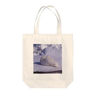 トートバック 白鳥 4 Tote bags