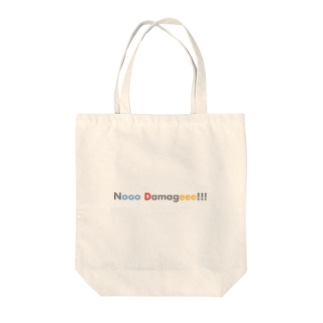No Damage Tote bags