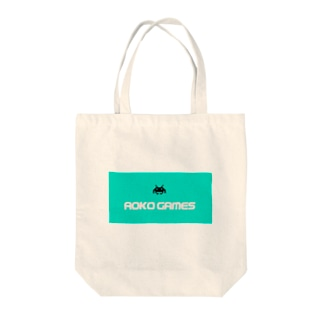 """""""AOKO GAMES"""" Series Tote bags"""