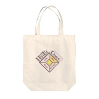 HUMORISM〈四体液説〉 Choleric Tote bags