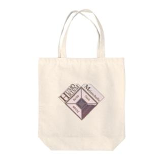 HUMORISM〈四体液説〉 Melancholic Tote bags