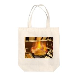 フランベ Tote bags