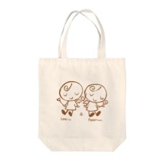 ニコ保育園 Tote bags