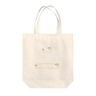 koyutaのハムスター Tote bags