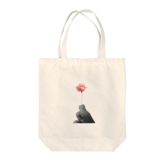 Ignition -発火- Tote bags