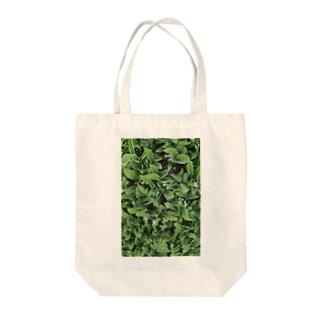 スズラン Tote bags