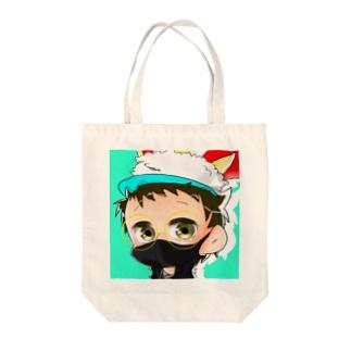 見つめるプリティジョースターeye👀 Tote bags
