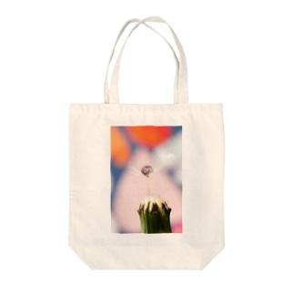 まゆにゃんΣ[【◎】]ω・´)のハートの雫 Tote bags