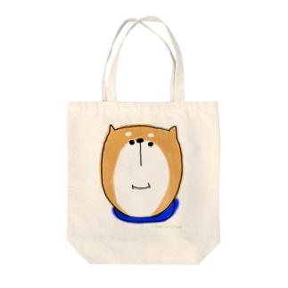 柴犬のシバさん Tote bags