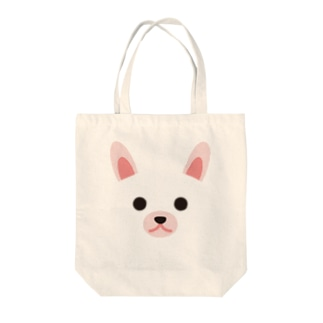 干支アップ-卯-animal up-アニマルアップ- Tote bags