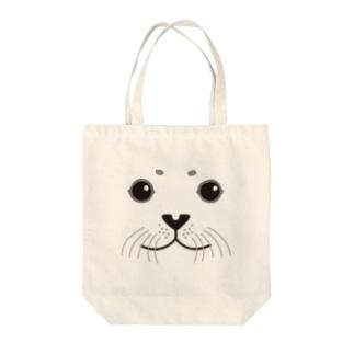 SEAL-animal up-アニマルアップ- Tote bags