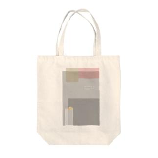 誰かの日記 Tote bags