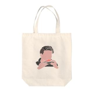 サラリーマン Tote bags