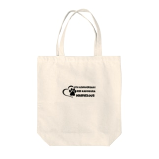 4th Anniversaryグッズ Tote Bag