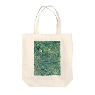 アリガトウ ト-トバック Tote bags