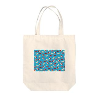 りりりんご Tote bags
