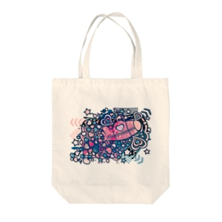 Romance_On_A_Submarine Tote bags