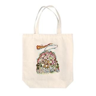 山旅漫画(3) Tote bags