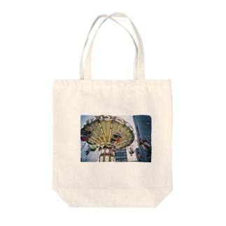 進化した ブランコ(?) Tote bags