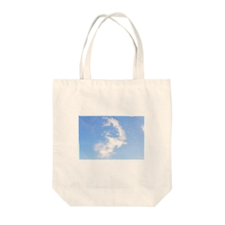 鳥のように Tote bags