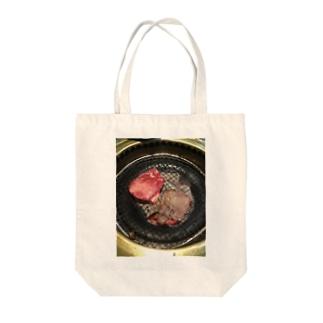 飯テログッズ1〜牛タン〜 Tote bags