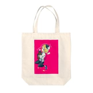 【版権】オリジナル鏡音リン Tote bags