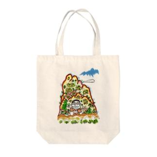 山旅漫画(4) Tote bags