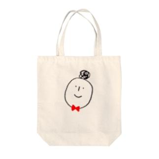 まち子さん Tote bags